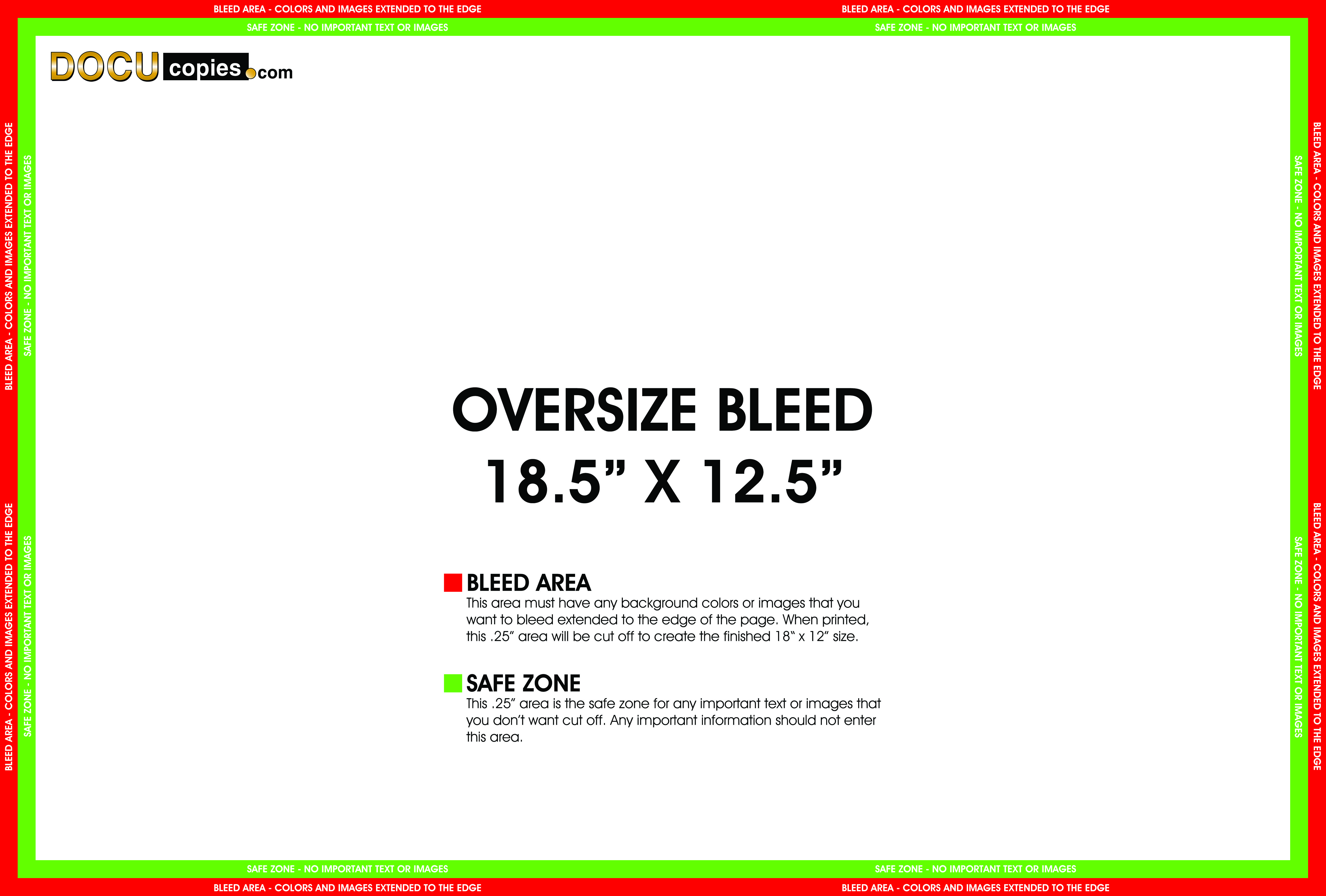 Bleed size solidique27 bleed size accmission Image collections